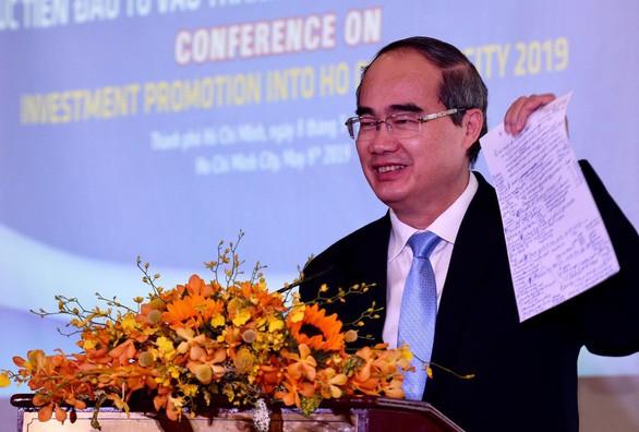 TP HCM mang 210 dự án với tổng vốn trên 53 tỉ USD chào doanh nghiệp đầu tư - Ảnh 2.