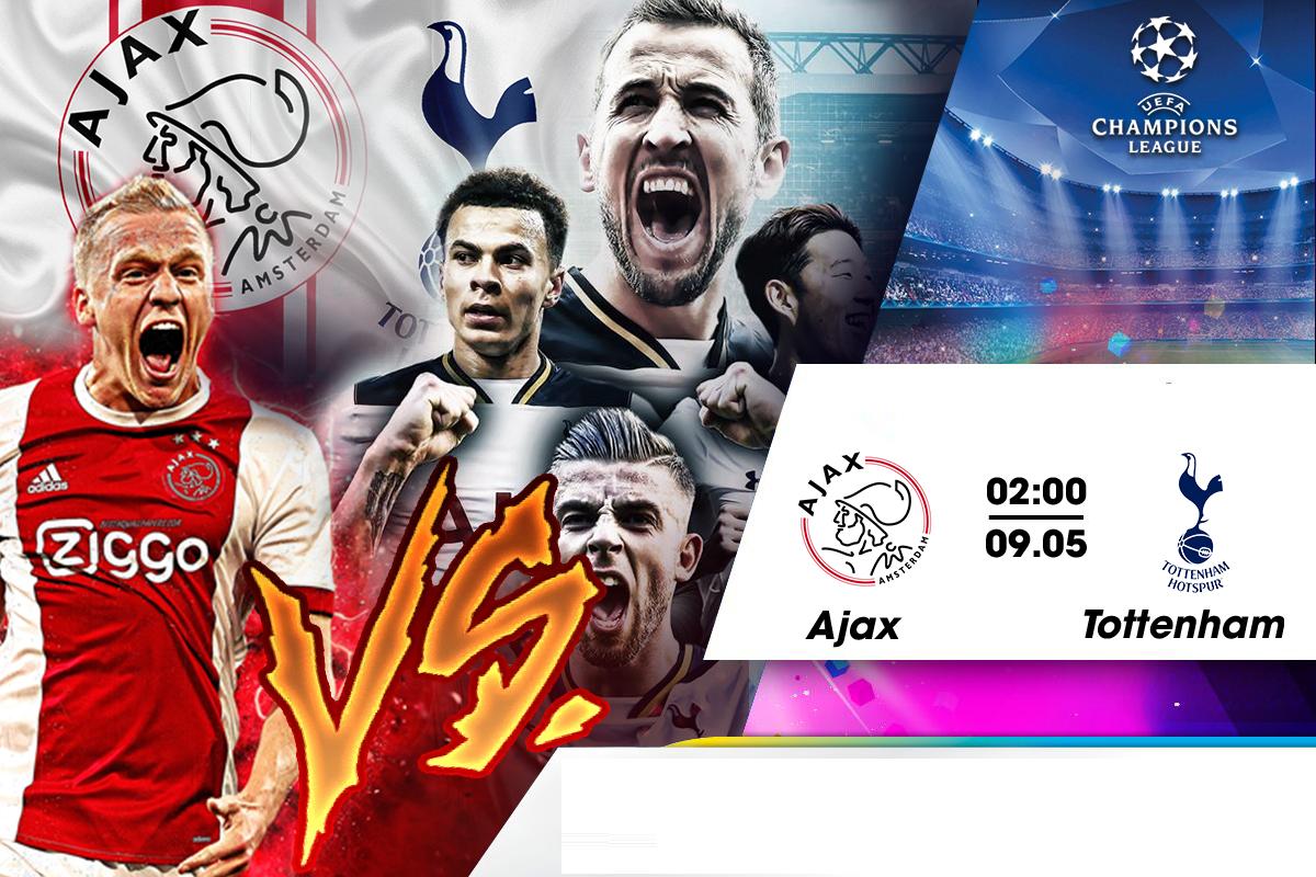 Nhận định Ajax vs Tottenham (2h00, 9/5) lượt về bán kết Champions League: Cảm hứng lớn từ Liverpool - Ảnh 1.