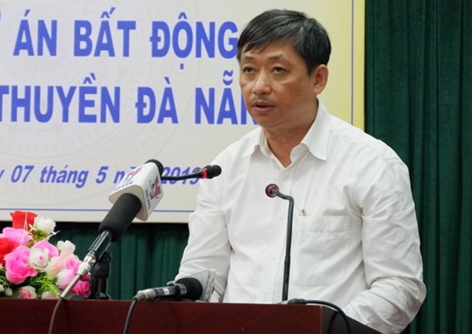 Lãnh đạo Đà Nẵng nói gì tại Hội nghị phản biện Dự án bất động sản và bến du thuyền - Marina Complex? - Ảnh 1.