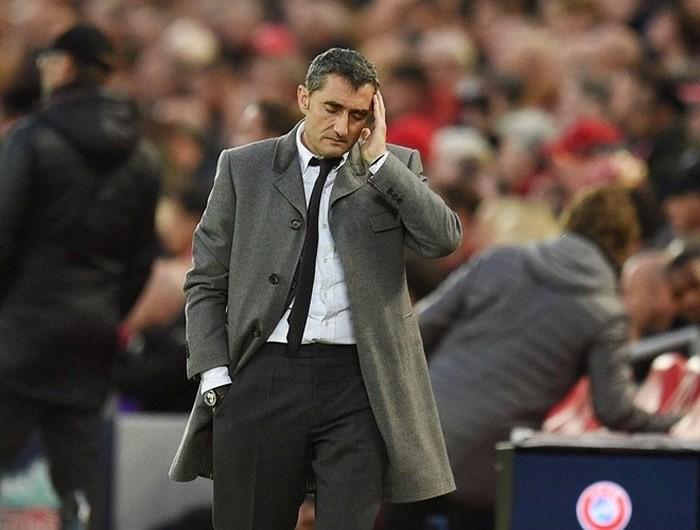 HLV Valverde: Liverpool đã cuốn phăng chúng tôi đi - Ảnh 1.