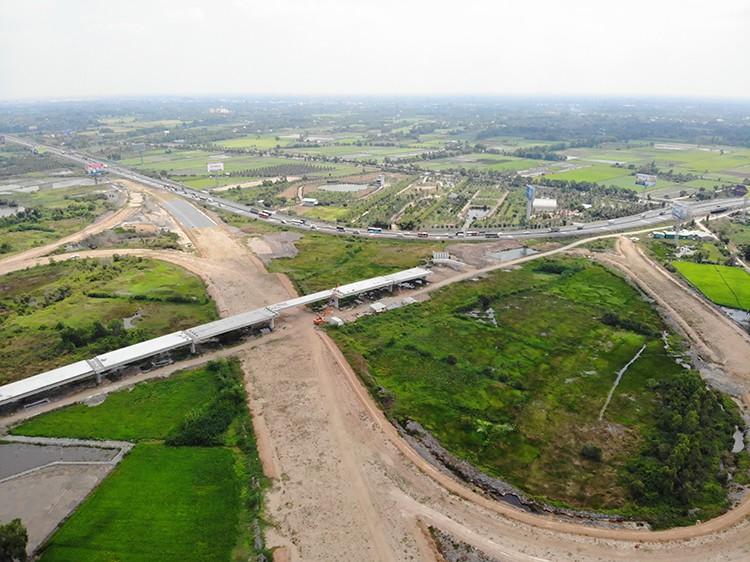 Tiền Giang ứng 260 tỉ đồng tháo nút thắt cao tốc Trung Lương - Mỹ Thuận - Ảnh 1.