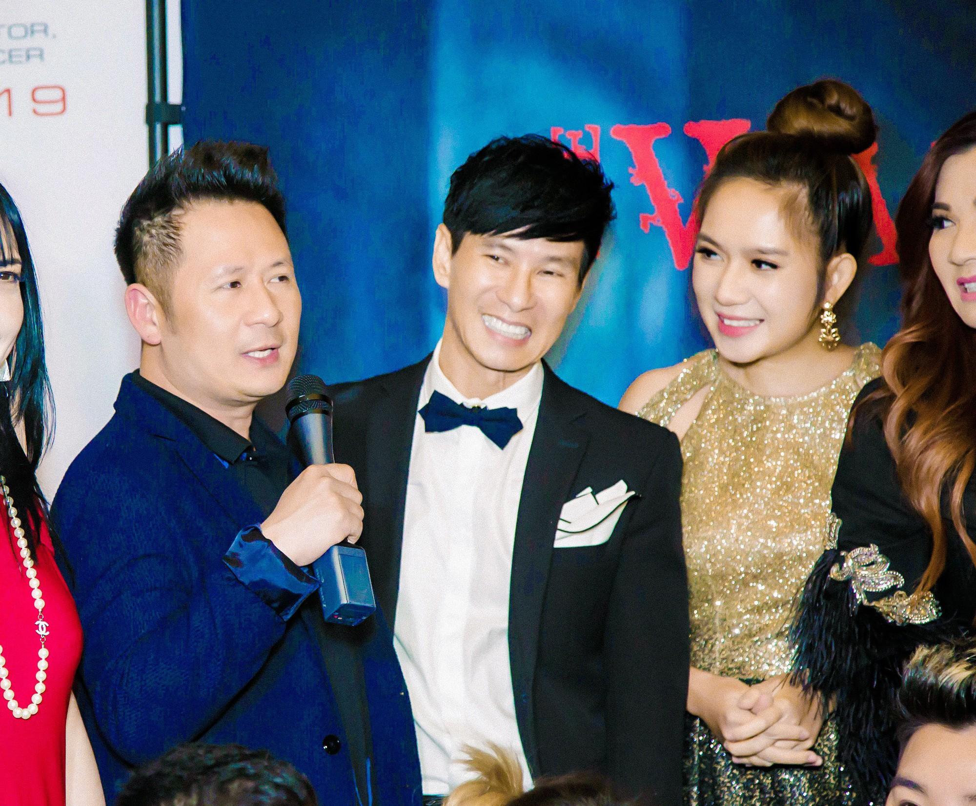 Vợ chồng Lý Hải - Minh Hà rạng rỡ trong ngày đưa phim sang Mỹ - Ảnh 6.