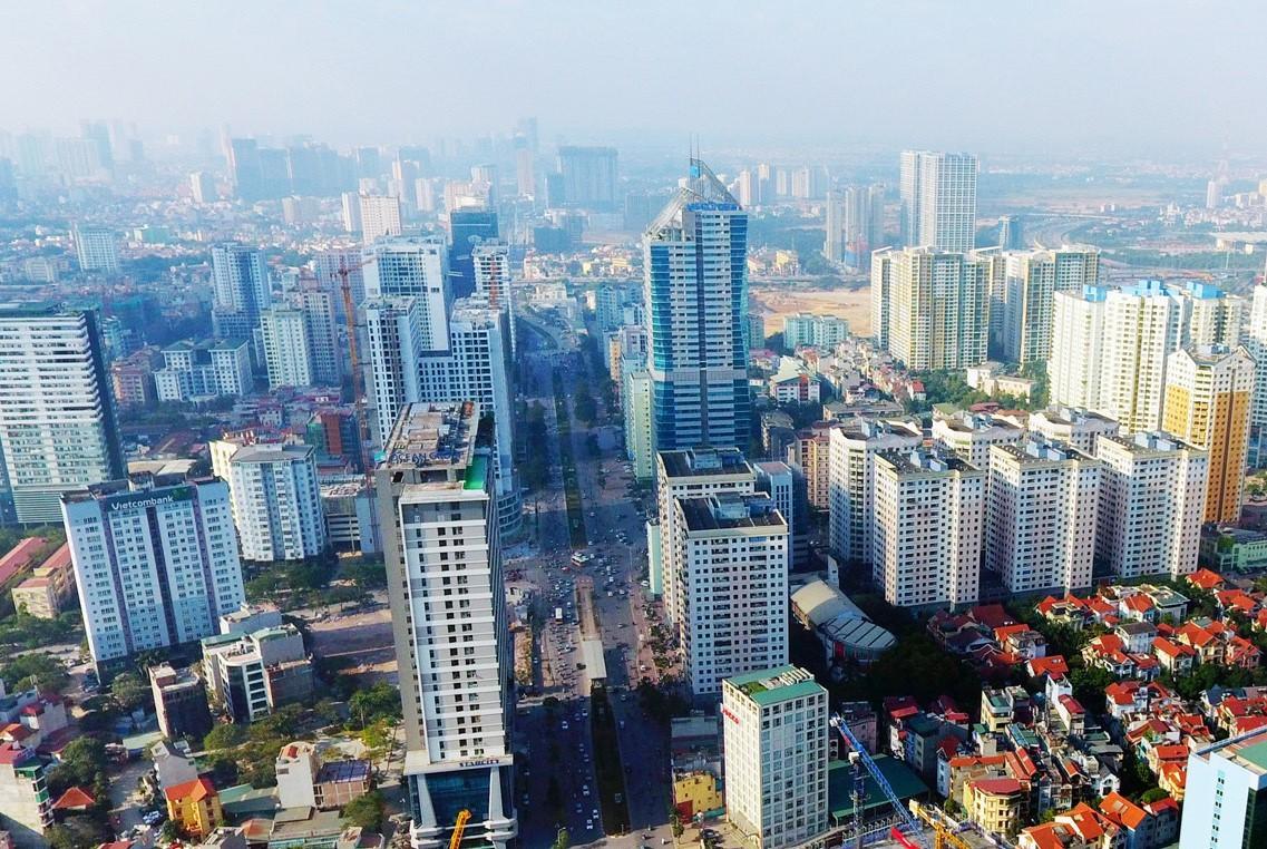 Điểm danh 10 toà nhà cao nhất Việt Nam, kỉ lục liên tiếp đe dọa kỉ lục - Ảnh 1.