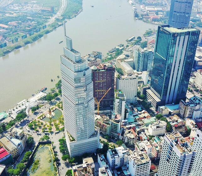 Điểm danh 10 toà nhà cao nhất Việt Nam, kỉ lục liên tiếp đe dọa kỉ lục - Ảnh 6.
