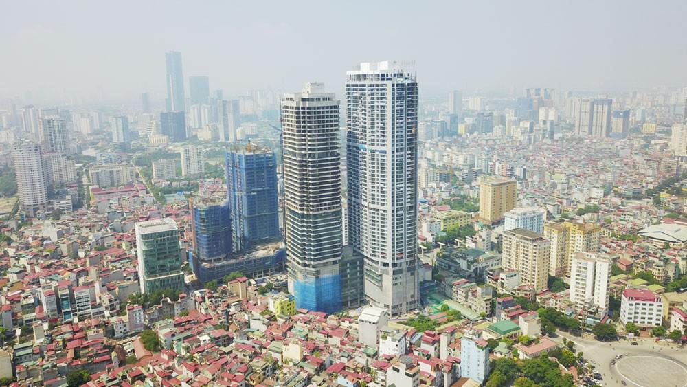 Điểm danh 10 toà nhà cao nhất Việt Nam, kỉ lục liên tiếp đe dọa kỉ lục - Ảnh 4.