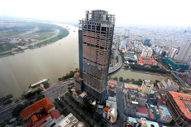 Điểm danh 10 toà nhà cao nhất Việt Nam, kỉ lục liên tiếp đe dọa kỉ lục - Ảnh 5.