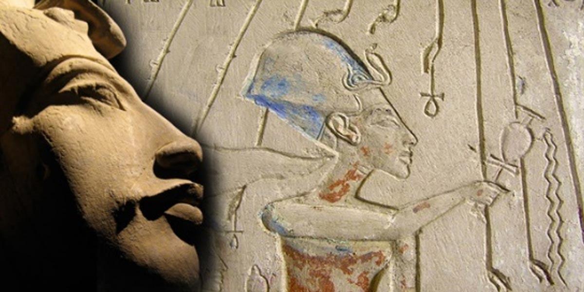 Giải mã cực bất ngờ về Pharaoh Ai Cập dị giáo - Ảnh 1.