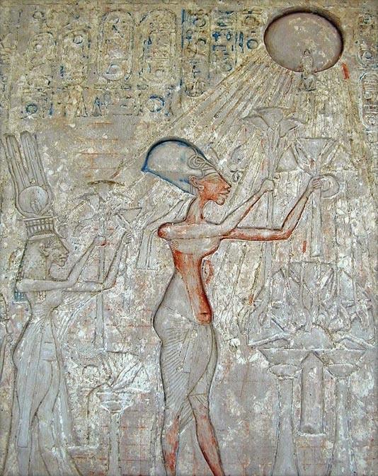 Giải mã cực bất ngờ về Pharaoh Ai Cập dị giáo - Ảnh 2.