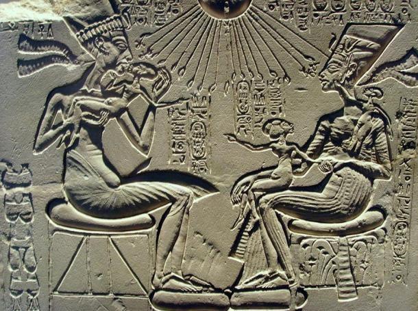 Giải mã cực bất ngờ về Pharaoh Ai Cập dị giáo - Ảnh 7.