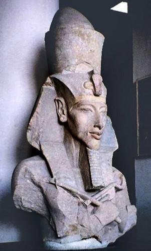 Giải mã cực bất ngờ về Pharaoh Ai Cập dị giáo - Ảnh 8.