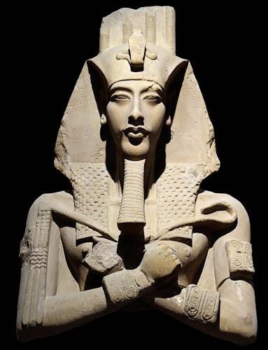Giải mã cực bất ngờ về Pharaoh Ai Cập dị giáo - Ảnh 9.