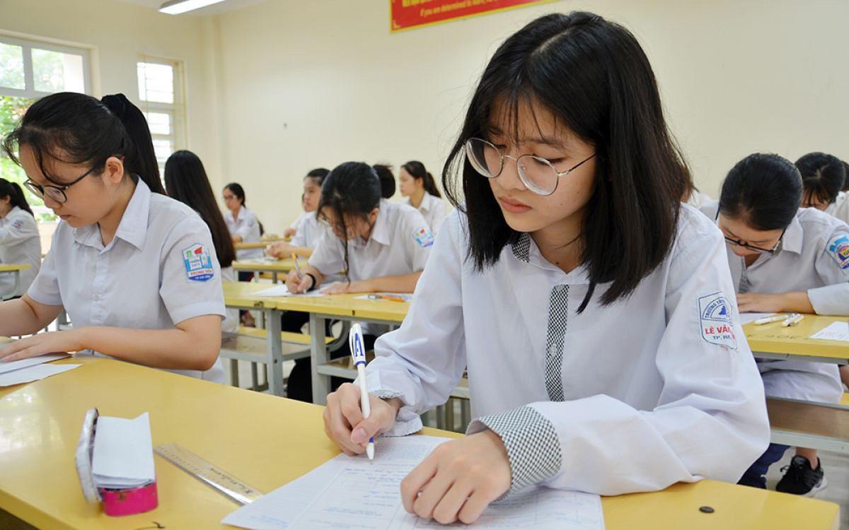 Đề thi thử THPT quốc gia 2019 môn Ngữ văn THPT chuyên Khoa học tự nhiên lần 3 có đáp án