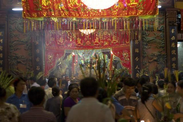 Tháng 5, về An Giang tham dự Lễ hội Miếu Bà Chúa Xứ Châu Đốc  - Ảnh 3.