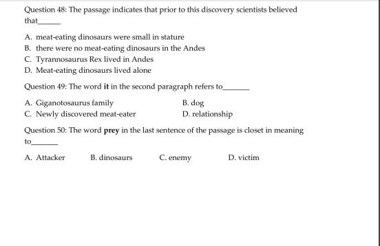 Đề thi thử THPT quốc gia 2019 môn Tiếng Anh THPT chuyên Khoa học Tự nhiên lần 3 (mã đề 342) kèm đáp án - Ảnh 9.