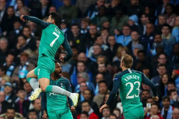 Tottenham ghi tên mình vào lịch sử những cuộc lội ngược dòng kinh điển ở Champions League - Ảnh 5.