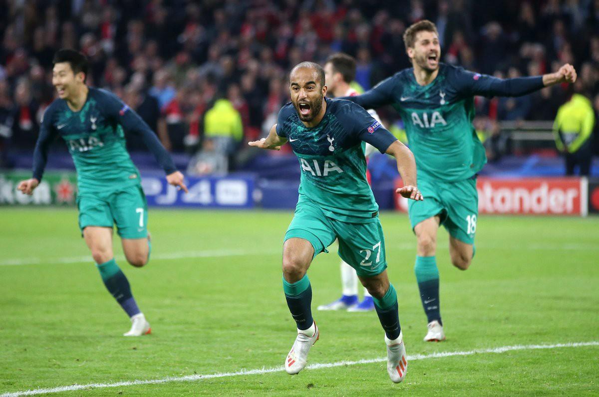 Tottenham ghi tên mình vào lịch sử những cuộc lội ngược dòng kinh điển ở Champions League - Ảnh 3.