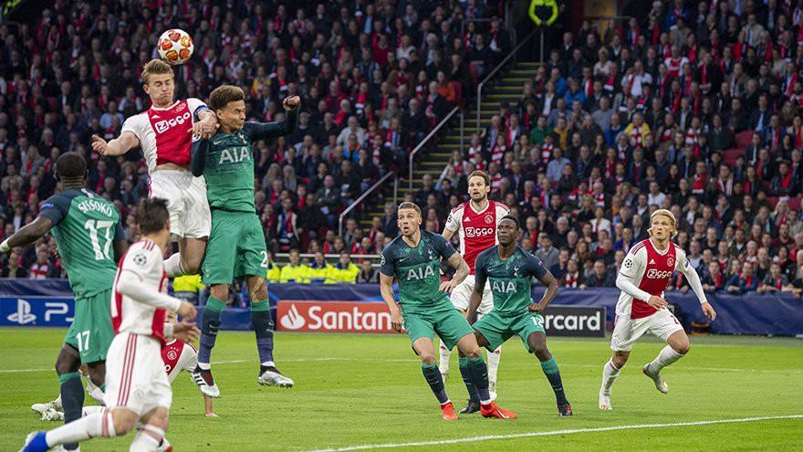 Tottenham ghi tên mình vào lịch sử những cuộc lội ngược dòng kinh điển ở Champions League - Ảnh 2.