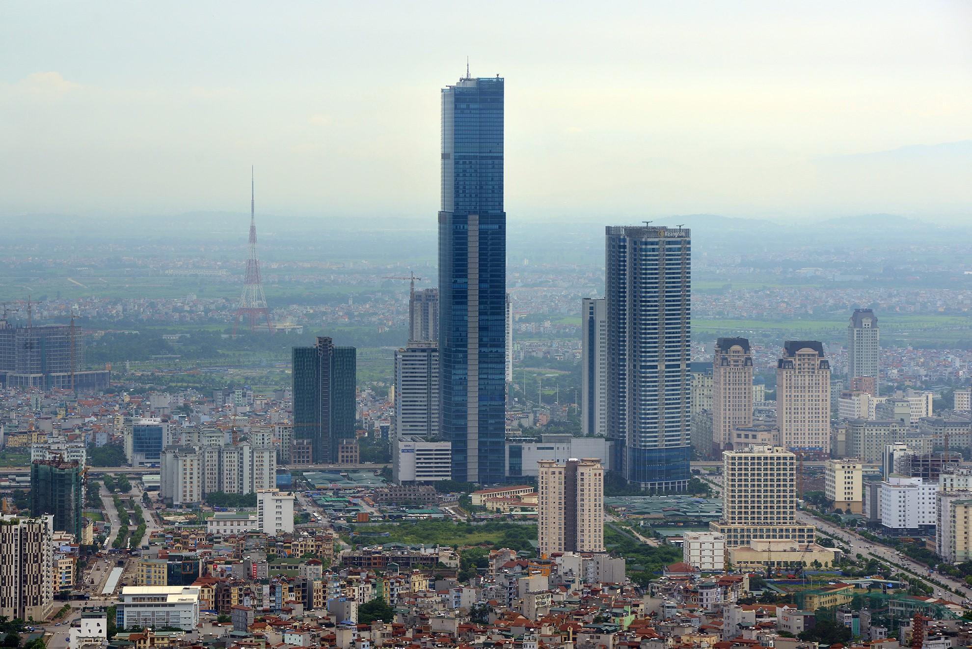 Điểm danh 10 toà nhà cao nhất Việt Nam, kỉ lục liên tiếp đe dọa kỉ lục - Ảnh 9.