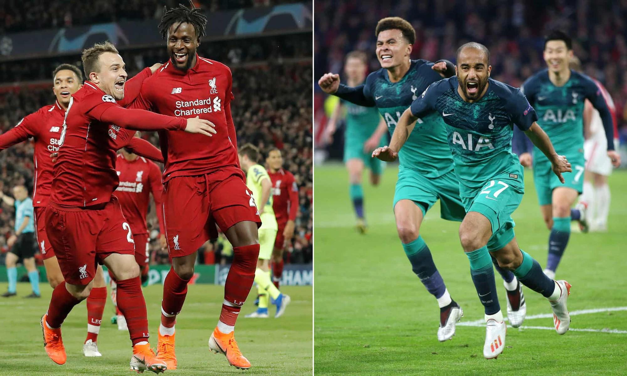 Tottenham vs Liverpool: Chung kết của những người truyền cảm hứng - Ảnh 1.
