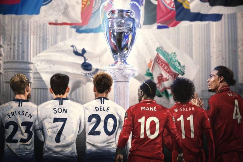 Tottenham vs Liverpool: Chung kết của những người truyền cảm hứng - Ảnh 6.