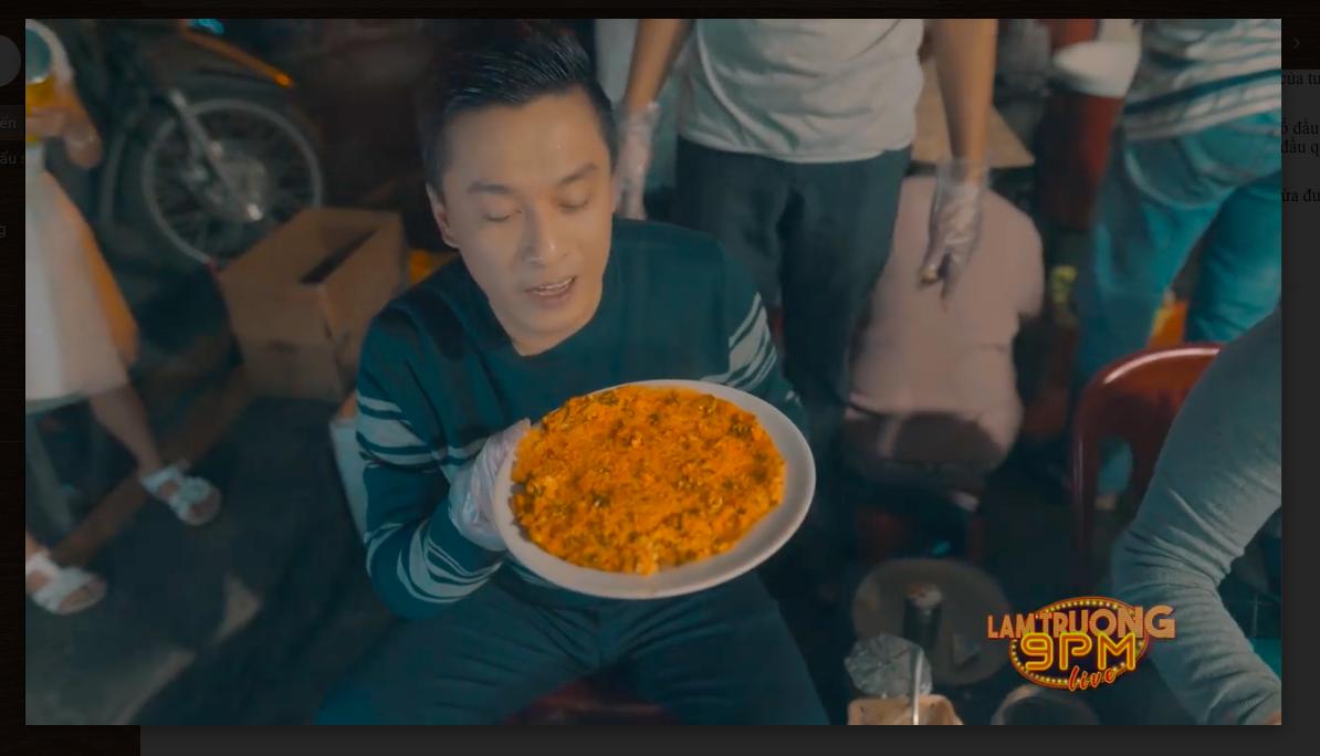 Lam Trường nướng bánh tráng và bán sữa đậu nành tại Đà Lạt khiến fan thích thú - Ảnh 7.