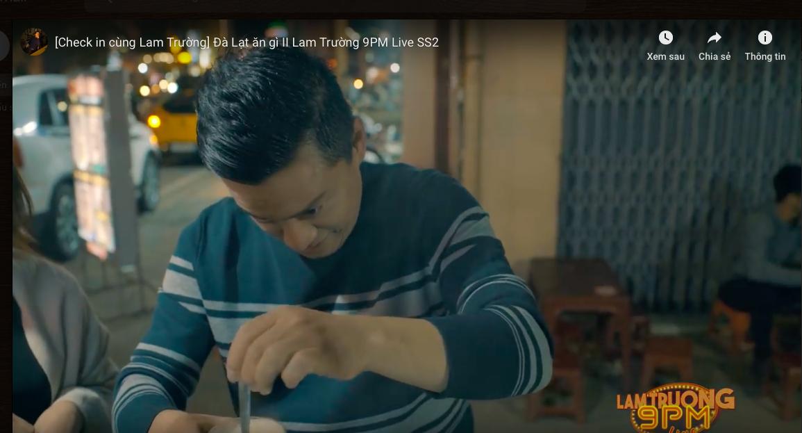 Lam Trường nướng bánh tráng và bán sữa đậu nành tại Đà Lạt khiến fan thích thú - Ảnh 4.