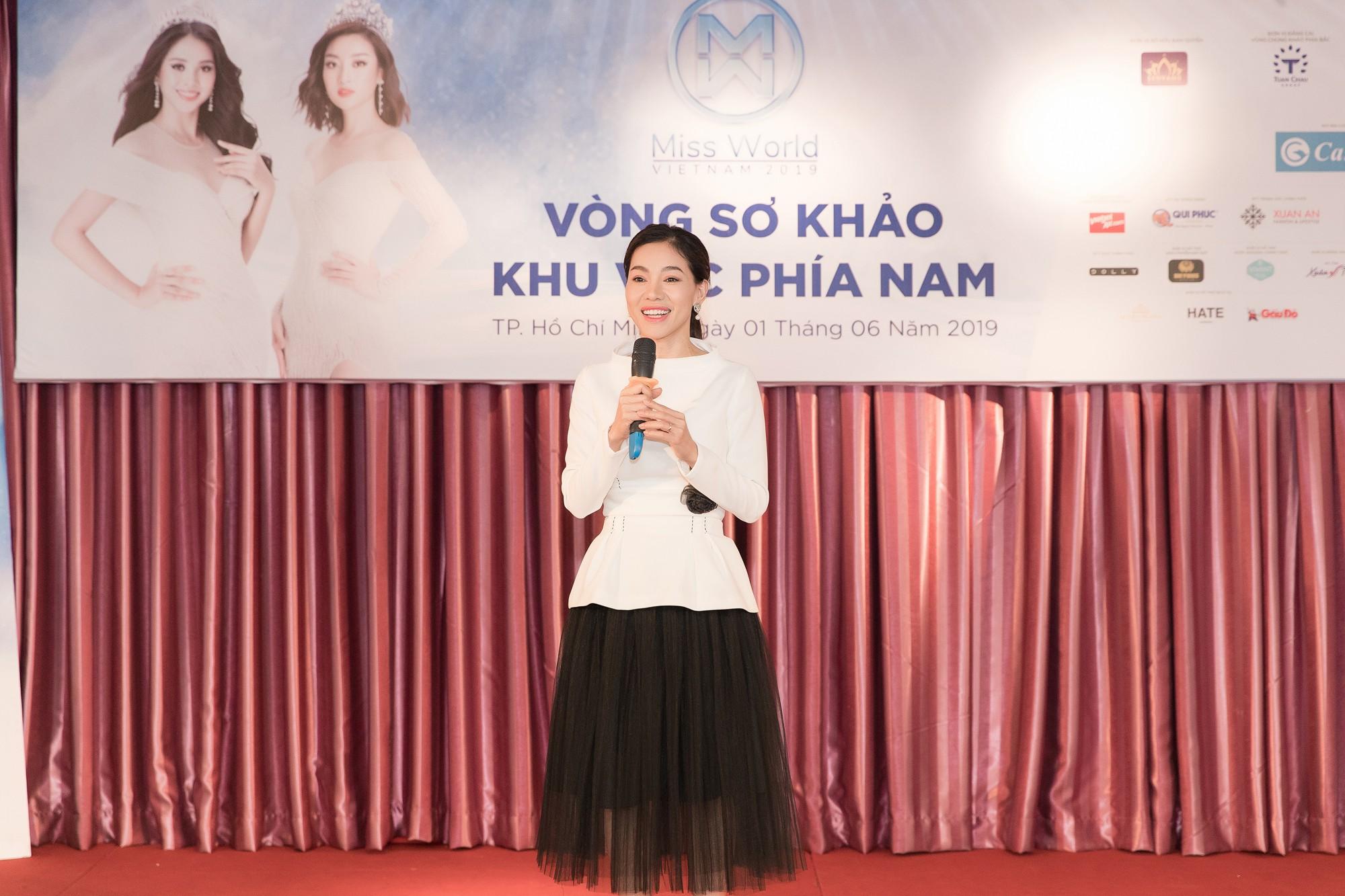 Top 34 thí sinh khu vực phía Nam Hoa hậu Thế giới Việt Nam 2019 chính thức lộ diện  - Ảnh 1.