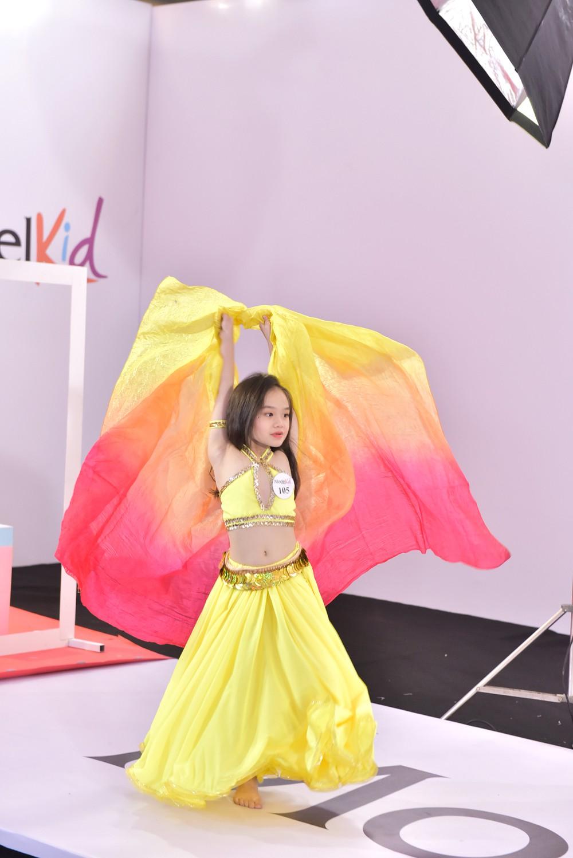 Những thí sinh nổi bật tại vòng sơ tuyển Model Kid Vietnam 2019 - Ảnh 2.