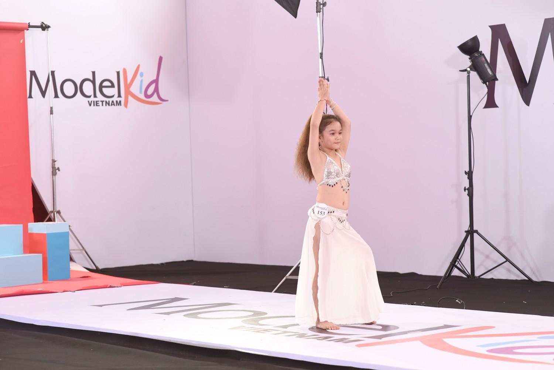Những thí sinh nổi bật tại vòng sơ tuyển Model Kid Vietnam 2019 - Ảnh 6.