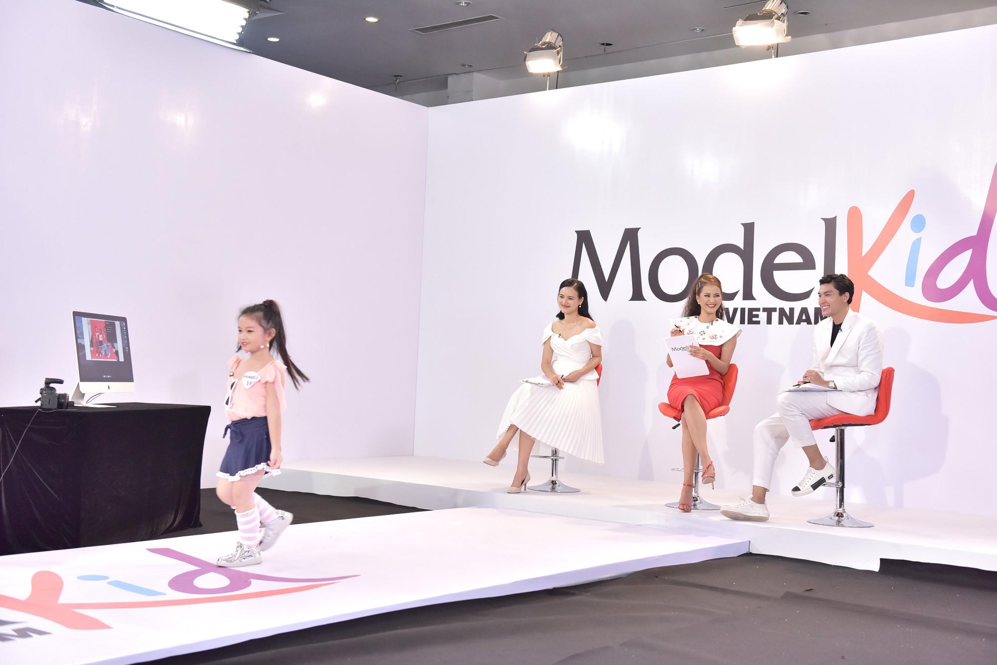 Những thí sinh nổi bật tại vòng sơ tuyển Model Kid Vietnam 2019 - Ảnh 8.