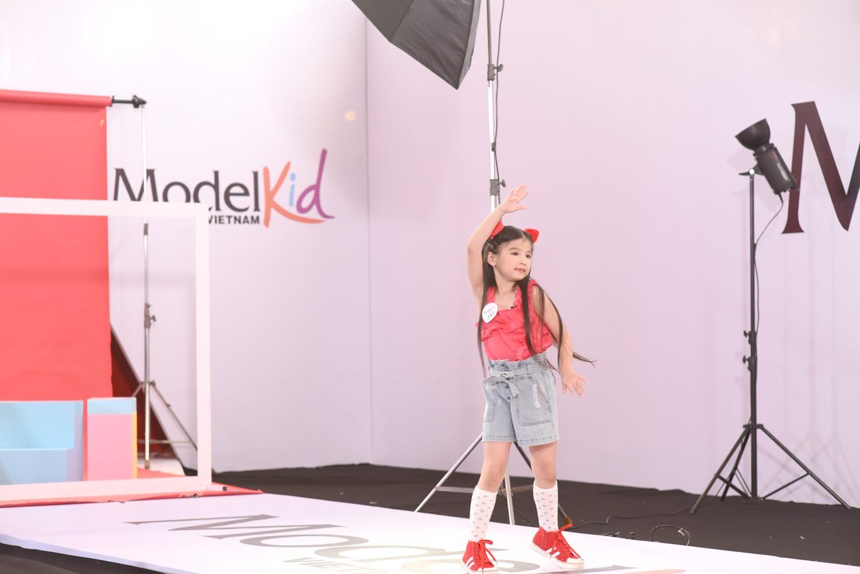 Những thí sinh nổi bật tại vòng sơ tuyển Model Kid Vietnam 2019 - Ảnh 7.