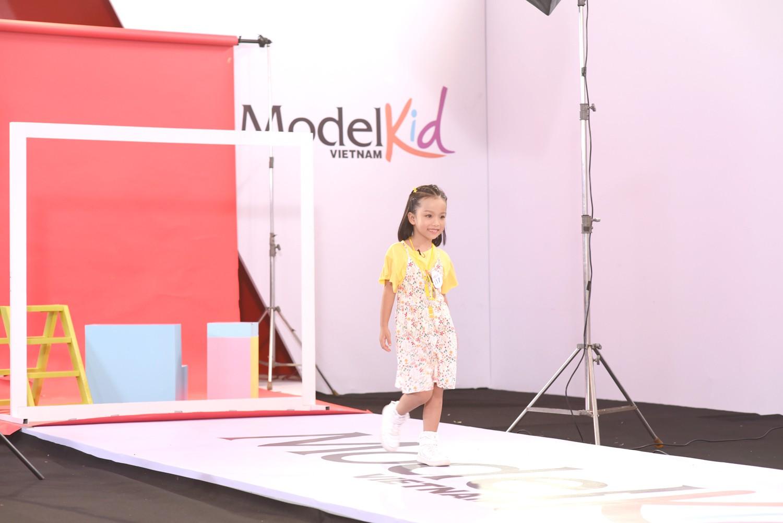 Những thí sinh nổi bật tại vòng sơ tuyển Model Kid Vietnam 2019 - Ảnh 4.
