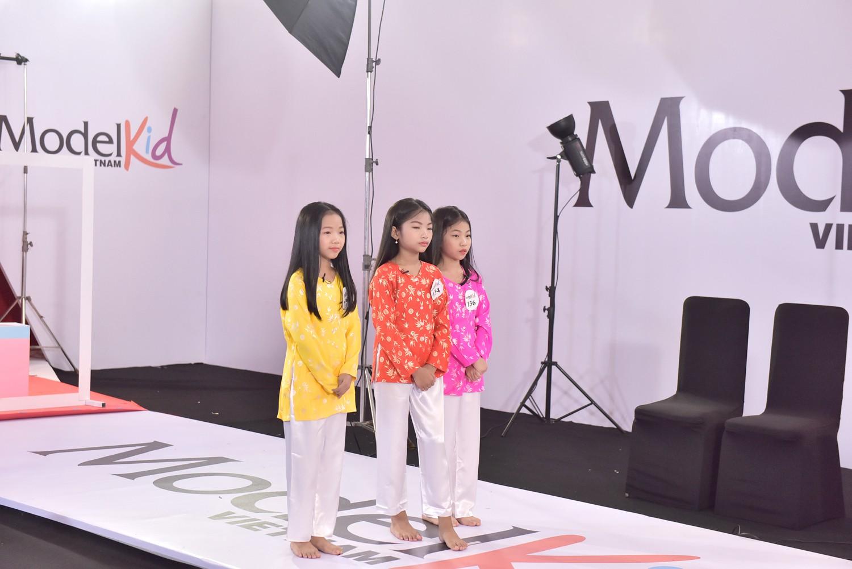 Những thí sinh nổi bật tại vòng sơ tuyển Model Kid Vietnam 2019 - Ảnh 5.