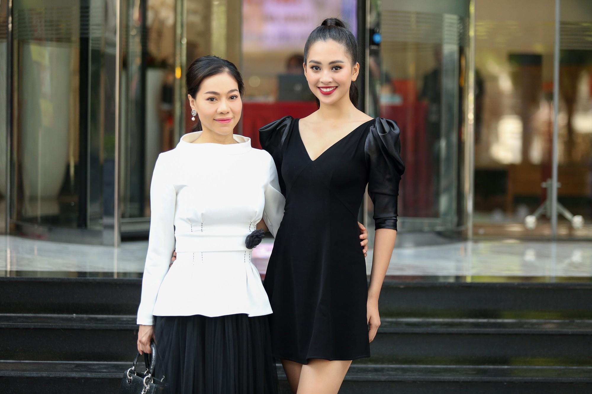 Mai Phương Thúy, Tiểu Vy đọ sắc tại vòng sơ khảo Hoa hậu Thế giới Việt Nam 2019   - Ảnh 4.