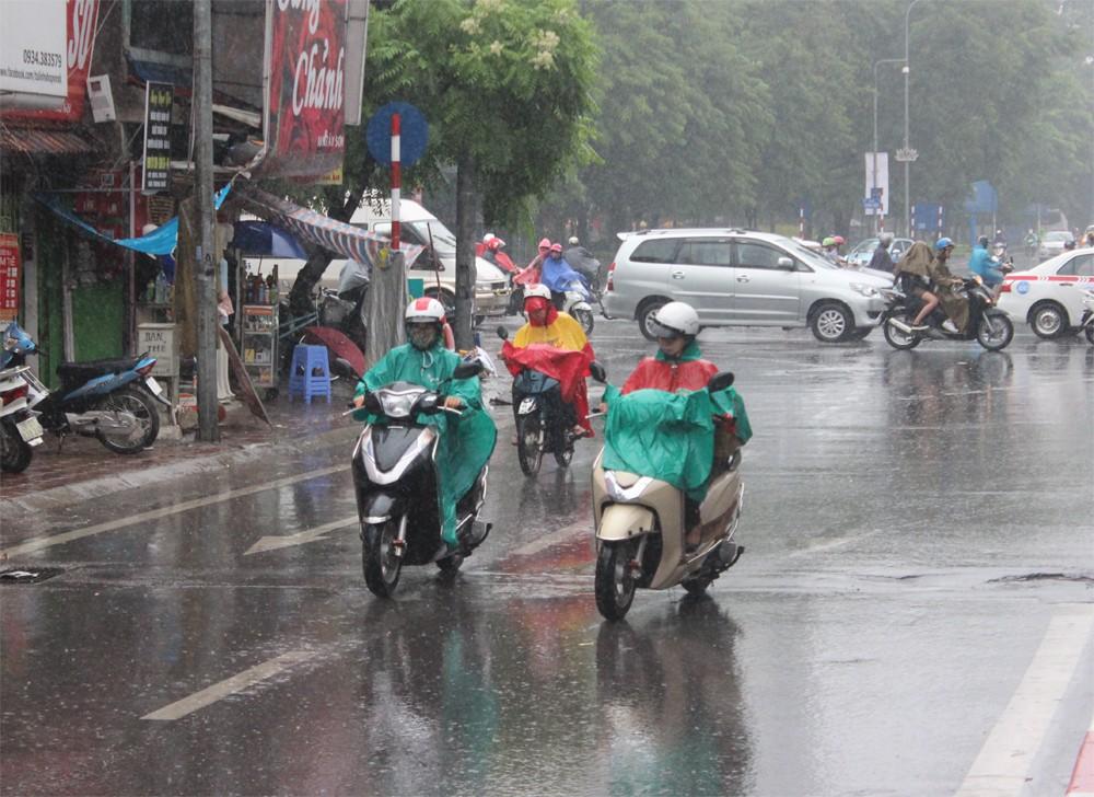 Dự báo thời tiết ngày mai 2/6: Ngày cuối của đợt mưa kéo dài ở miền Bắc - Ảnh 1.
