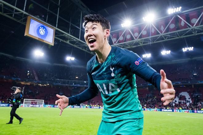 HLV Pochettino: Tôi cười vào ai bảo Tottenham thắng may mắn - Ảnh 1.