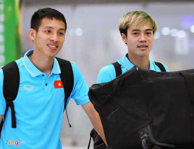 Tuyển Việt Nam có mặt ở Thái Lan, sẵn sàng cho Kings Cup - Ảnh 4.