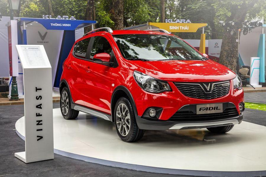 VinFast Fadil đã được nâng cấp những gì so với nguyên mẫu Opel Karl Rocks phiên bản châu Âu? - Ảnh 1.