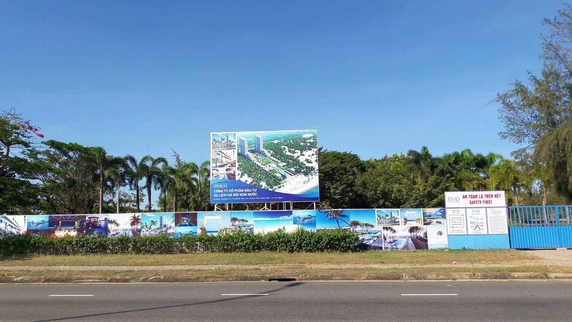 Cận cảnh dự án nghỉ dưỡng 756 tỉ đồng của công ty Đầu tư du lịch Hà Nội Non Nước xí phần rồi trễ hẹn 4 năm ở Đà Nẵng - Ảnh 12.