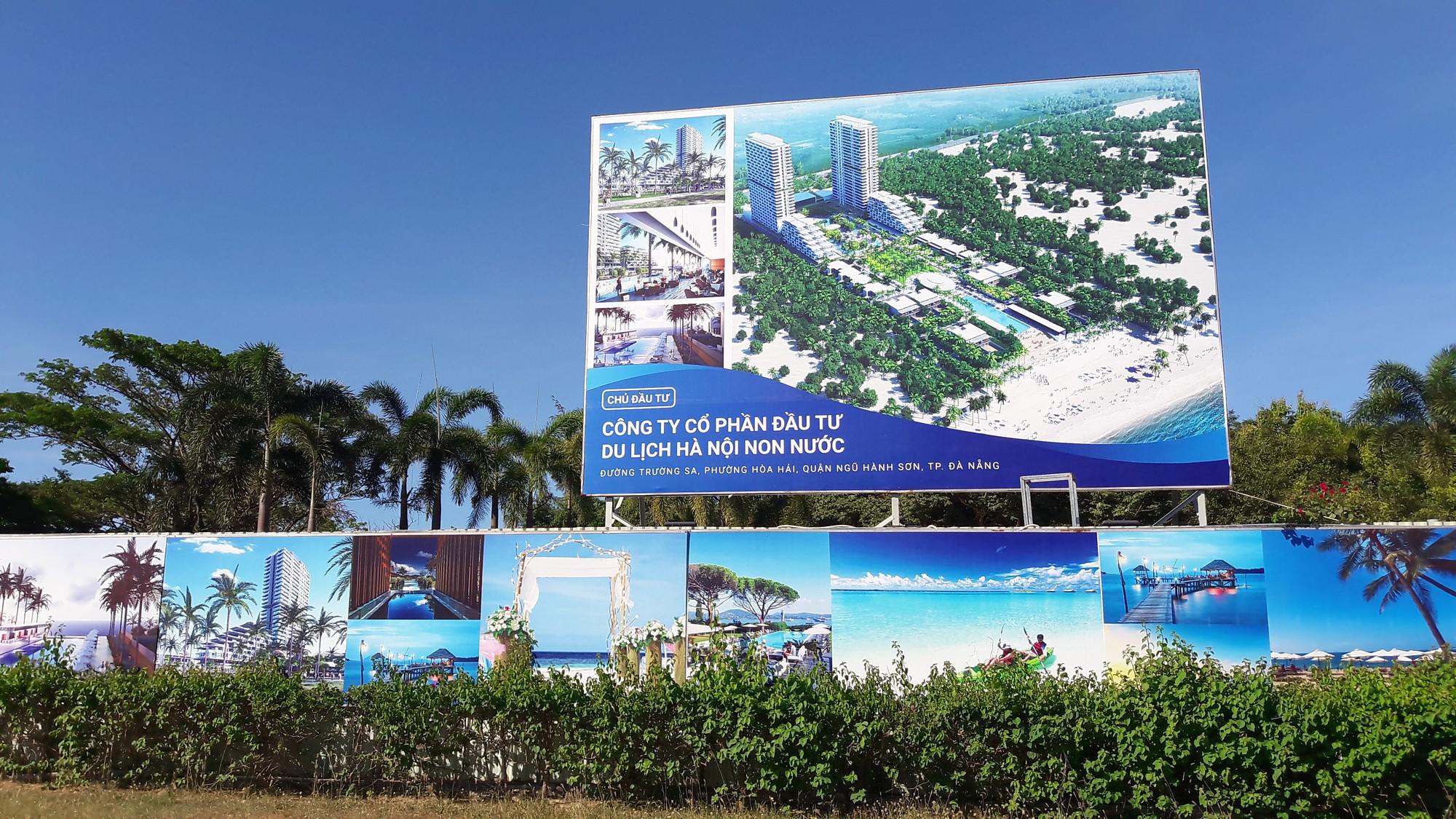 Cận cảnh dự án nghỉ dưỡng 756 tỉ đồng của công ty Đầu tư du lịch Hà Nội Non Nước xí phần rồi trễ hẹn 4 năm ở Đà Nẵng - Ảnh 6.