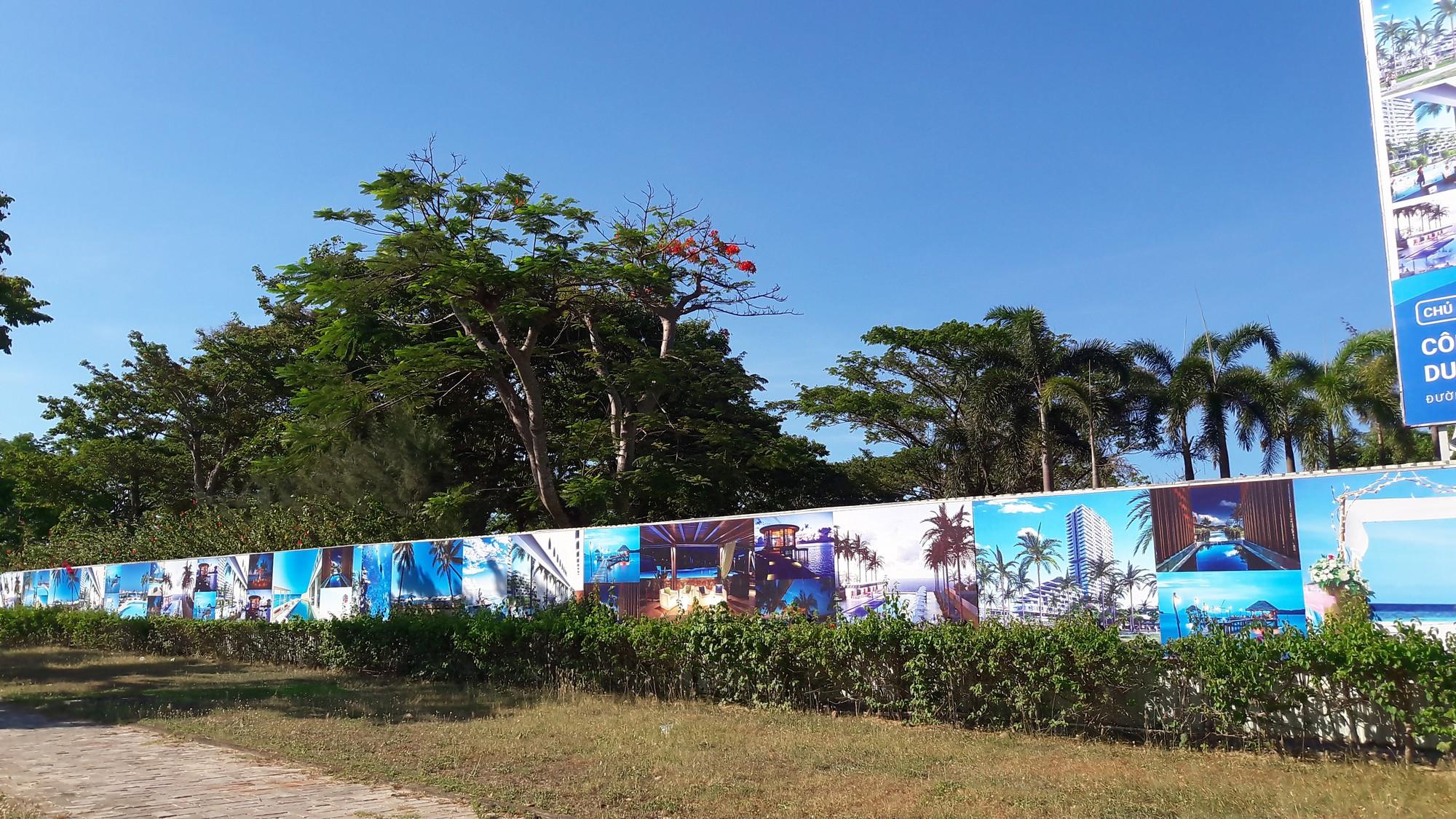 Cận cảnh dự án nghỉ dưỡng 756 tỉ đồng của công ty Đầu tư du lịch Hà Nội Non Nước xí phần rồi trễ hẹn 4 năm ở Đà Nẵng - Ảnh 10.