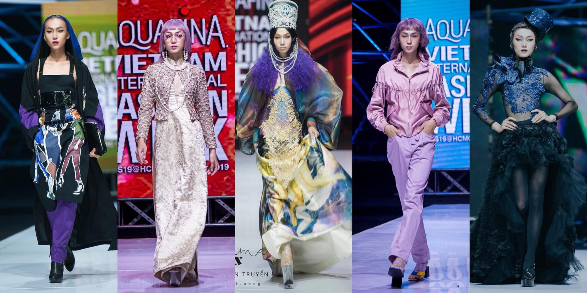 Cuộc đổ bộ của dàn soái ca thầy giáo, công an tại Vietnams Next Top Model 2019 - Ảnh 13.