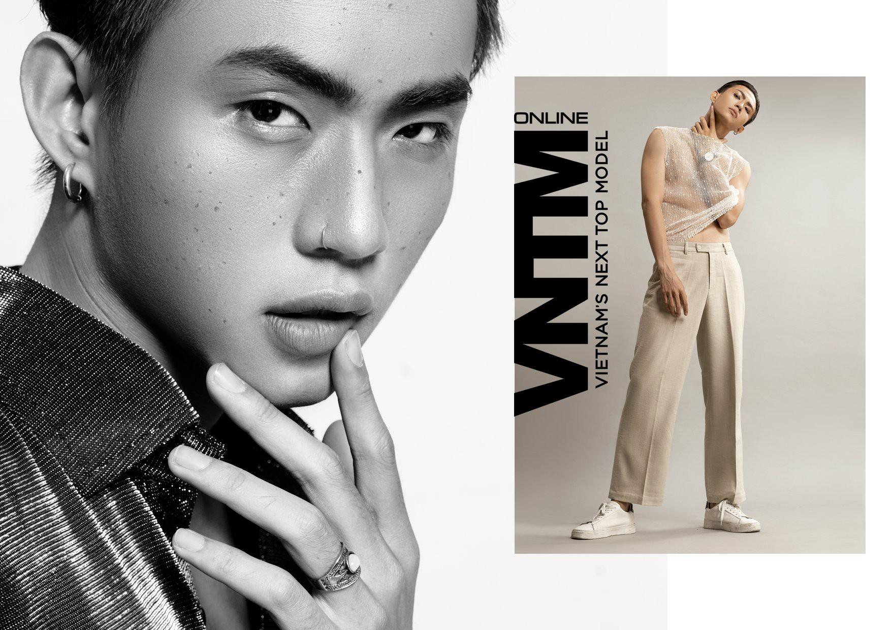 Cuộc đổ bộ của dàn soái ca thầy giáo, công an tại Vietnams Next Top Model 2019 - Ảnh 10.