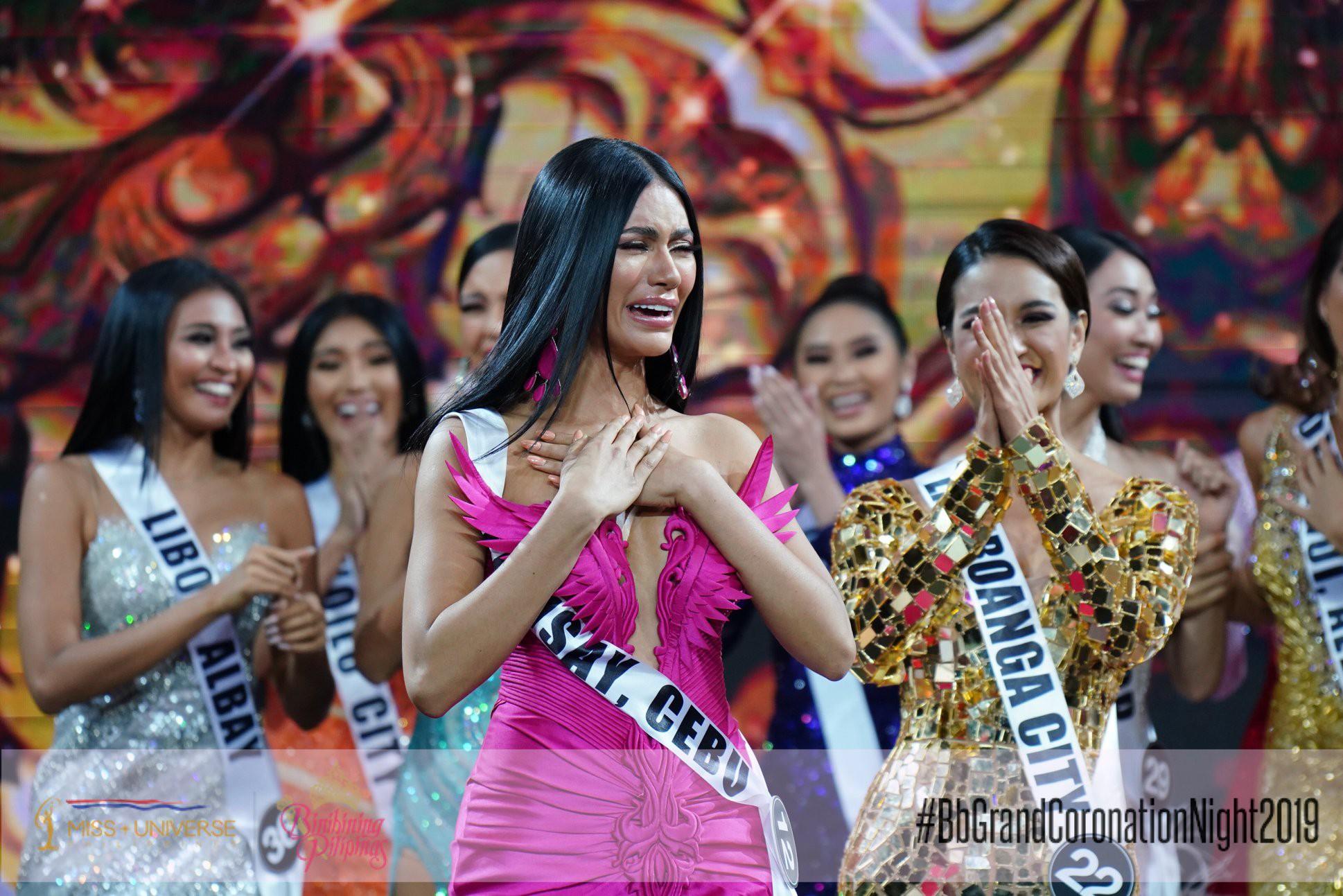 Hoa hậu Hoàn vũ Philippines 2019 lộ diện, được dự đoán tiếp tục gây sốt tại Miss Universe  - Ảnh 2.