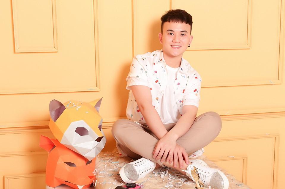 Hot face Huỳnh Đăng Thông: Ngoài đời tôi cũng lầy nhưng nhẹ hơn - Ảnh 4.
