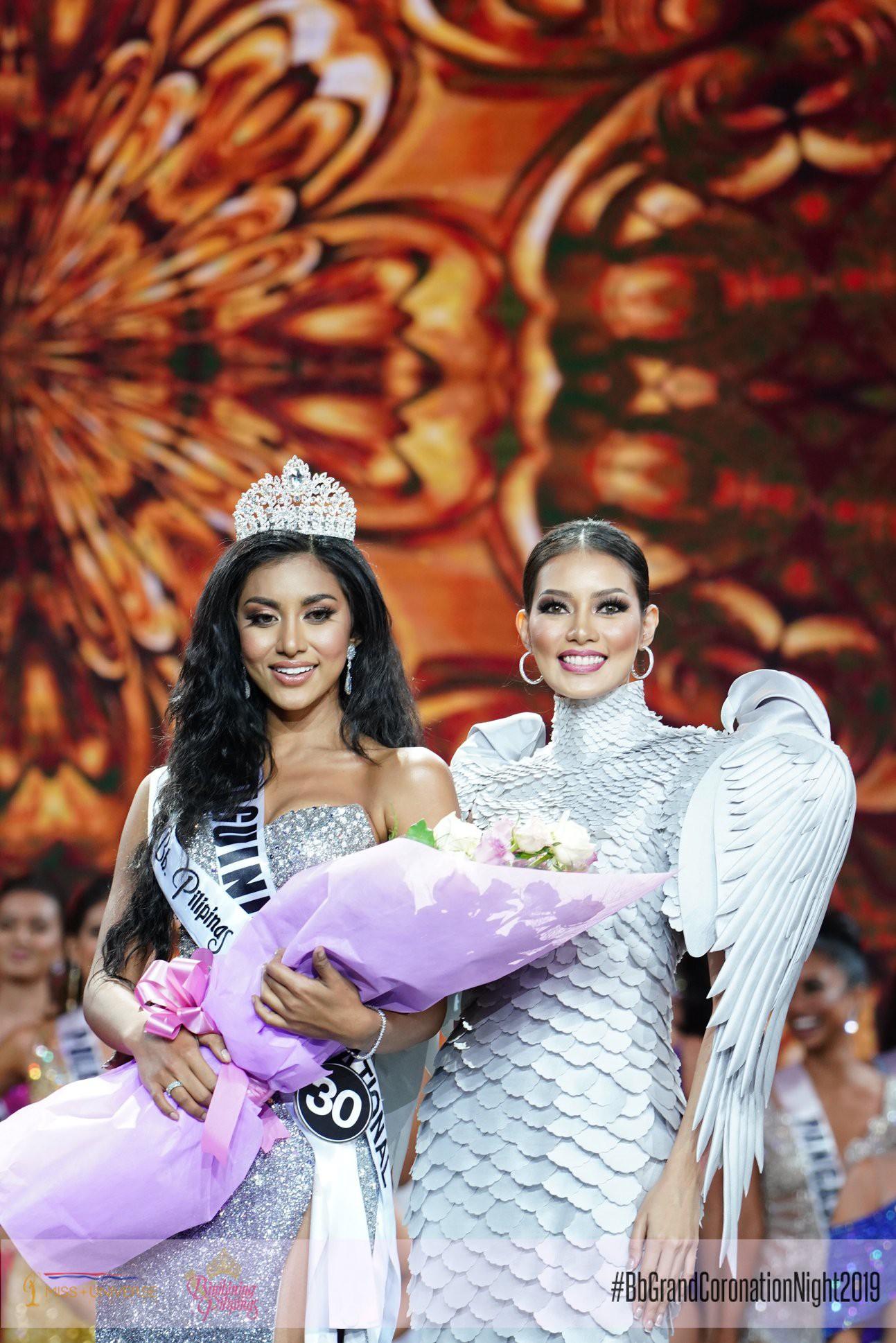 Hoa hậu Hoàn vũ Philippines 2019 lộ diện, được dự đoán tiếp tục gây sốt tại Miss Universe  - Ảnh 4.