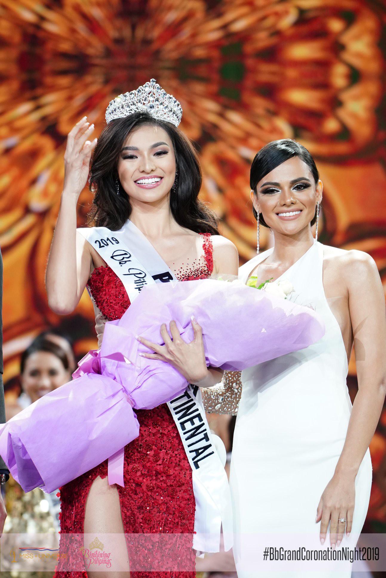 Hoa hậu Hoàn vũ Philippines 2019 lộ diện, được dự đoán tiếp tục gây sốt tại Miss Universe  - Ảnh 6.