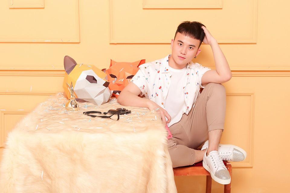 Hot face Huỳnh Đăng Thông: Ngoài đời tôi cũng lầy nhưng nhẹ hơn - Ảnh 3.