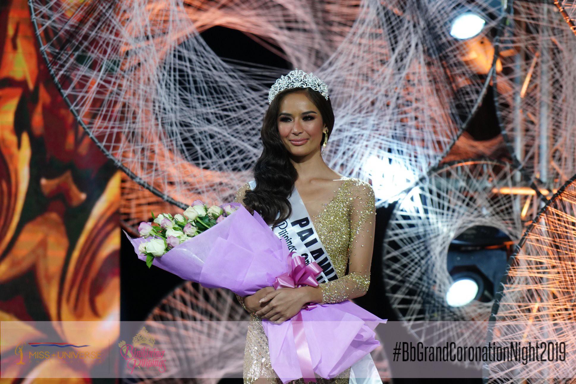 Hoa hậu Hoàn vũ Philippines 2019 lộ diện, được dự đoán tiếp tục gây sốt tại Miss Universe  - Ảnh 9.
