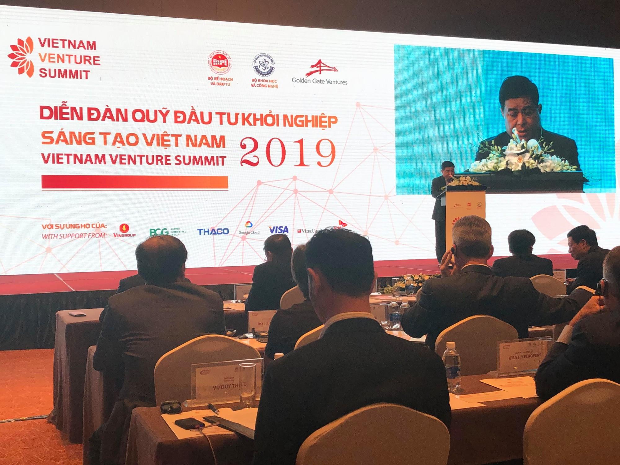 Start-up Việt sẽ được tiếp cận với hơn 100 quĩ đầu tư quốc tế - Ảnh 1.